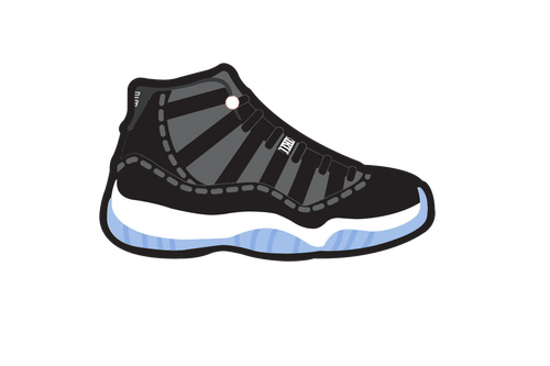 Space Jam 11's Air Freshener - Fresh Heir LLC