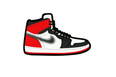 Black Toe 1's Air Freshener