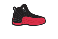 Flu Game 12's Air Freshener