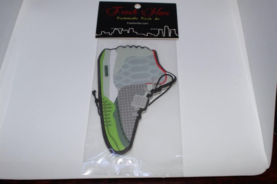 Platinum Yeezy 2 Air Freshener - Fresh Heir LLC