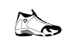 Black Toe 14's Air Freshener
