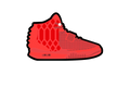 Red October Yeezy 2 Air Freshener