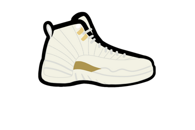 OVO 12's (White) Air Freshener