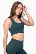All Day Sports Bra - Forest