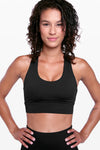 All Day Sports Bra - Black