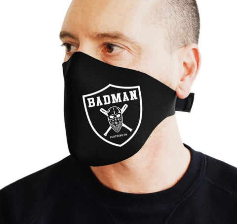 BADMAN BIKE FACEMASKS