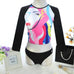 Elizabeth Rash Guard Set
