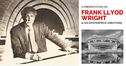 Workshop: Frank Lloyd Wright and some of his masterpiece creations