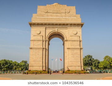 India Gate, Qutub Minar & Rail Museum-Noida(2018)