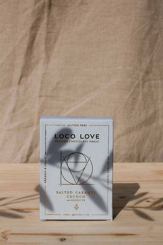 Loco Love Salted Caramel Crunch-Twin Set