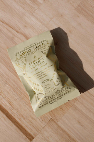 Loco Love Almond Caramel Crunch-Single