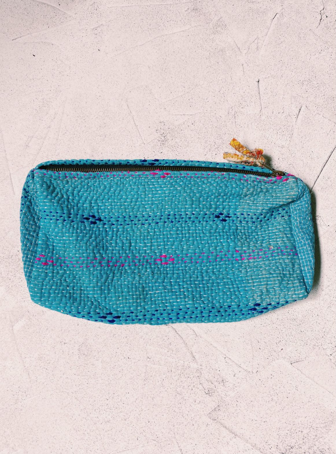 KANTHA POUCH | LARGE