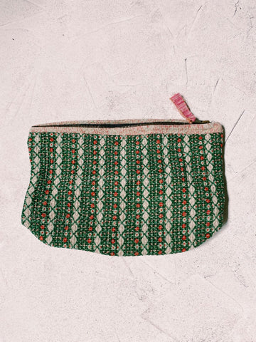 KANTHA POUCH | LARGER