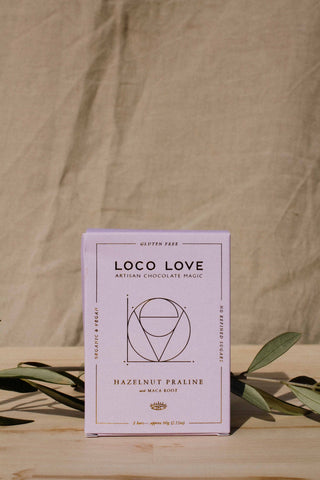 Loco Love Hazelnut Praline-Twin Set
