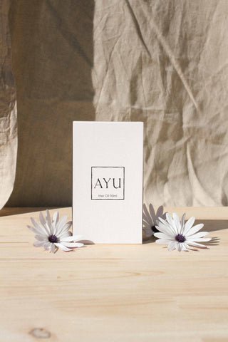 AYU - Ceremony Hair Oil