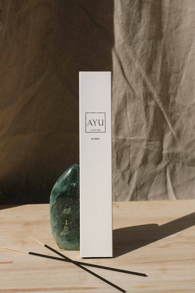 AYU Incense - Myrhh