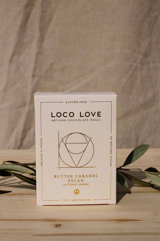 Loco Love Butter Caramel Pecan- Twin Set