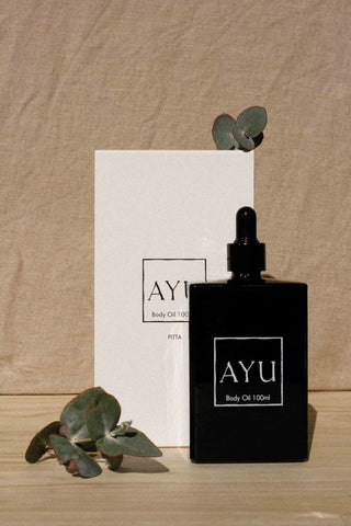 AYU - Body Oil Pitta