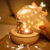 WINTER WONDERLAND - Night Light Projector