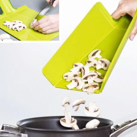 Straight To Pot Chopping Board