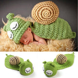 Sleepy Snail Knitwear Baby Outfit