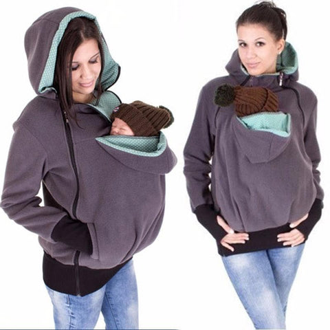 Kangaroo Jacket Baby Carrier
