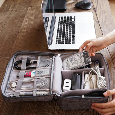 Gadget Travel Organizer