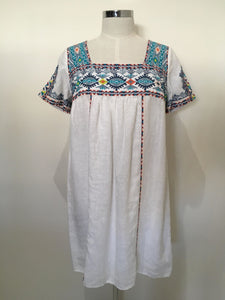 Johnny Was, Amaris Tulum Tunic Dress