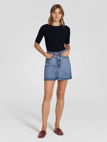 Nobody Denim, Piper Skirt Exulted
