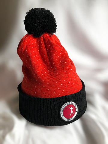Red Toque - SnowFlake