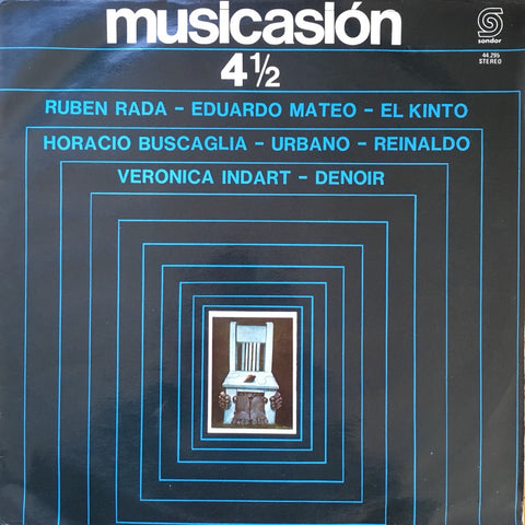 Various / Musicasion 4 1/2