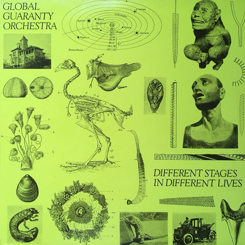 Global Guaranty Orchestra / Different Stages in Different Lives