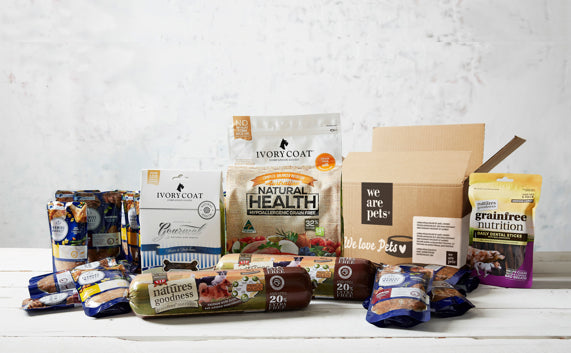 Gourmet Dog Food Box - Intro Offer