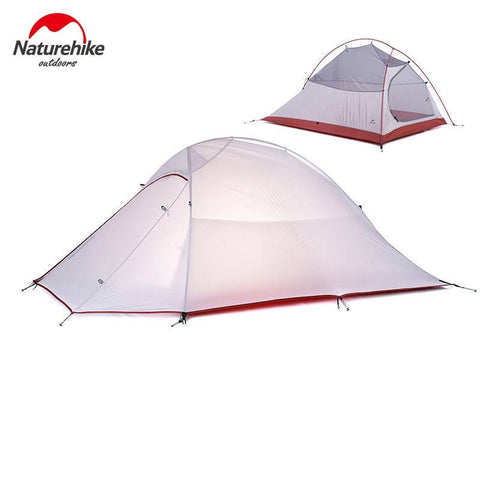 1.2KG Ultralight 20D Silicone Fabric Naturehike Tent