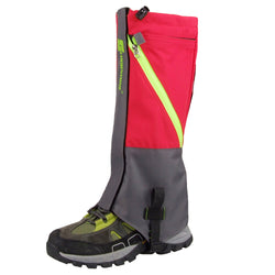 Waterproof Hiking / Snow Leg Gaiters - 2pcs