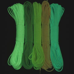 Luminous 20FT 9 Strand Nylon Paracord