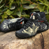 Hiking Shoes Canvas Anti Skid