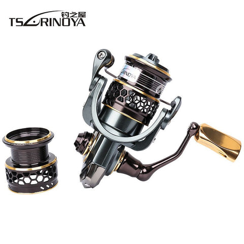 Ultra-light Spinning Reel