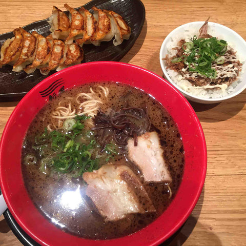 Shinpu Ramen (red version)