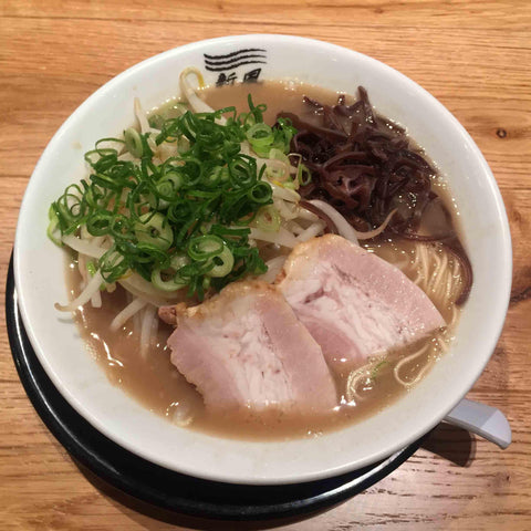 Shinpu Ramen (white version)