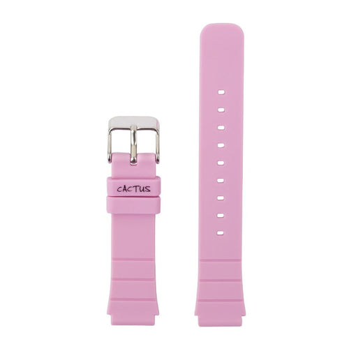 Dynamo - Pink Silicone Band for CAC-109-M05 Bands Cactus Watches