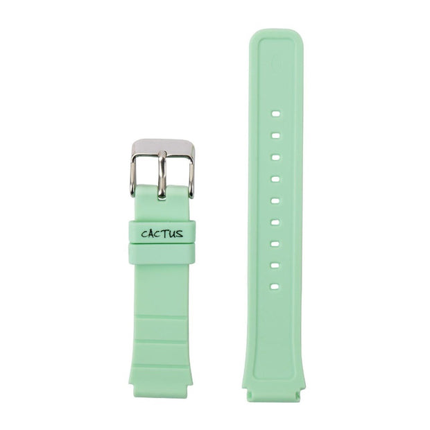 Dynamo - Mint Green Silicone Band for CAC-109-M12 Bands Cactus Watches
