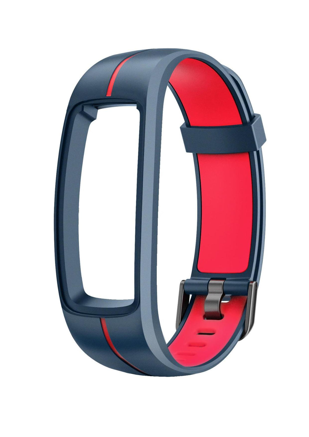 Stride - Interchangeable Smartwatch Band - Navy Blue / Red band for CAC-111-M03 Bands Cactus Watches
