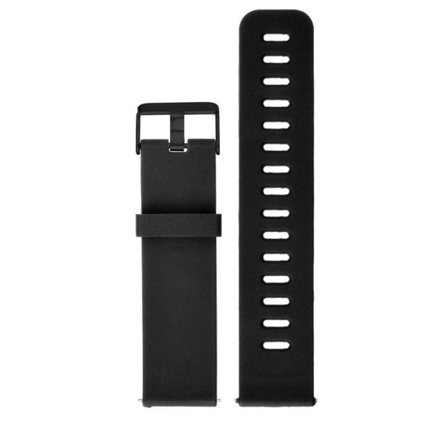 Quad - Interchangeable Smartwatch Band - Black band for CAC-112-M01 Bands Cactus Watches