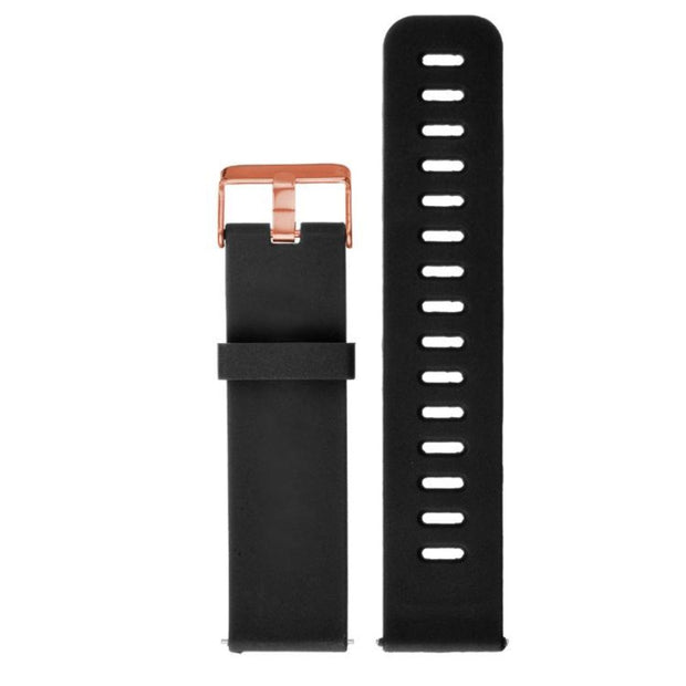 Quad - Interchangeable Smartwatch Band - Black band for CAC-112-M17 Bands Cactus Watches