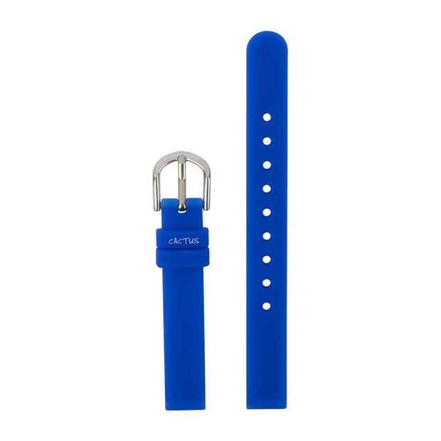 Time Coach - Blue Silicone Band for CAC-95-M03 Bands Cactus Watches