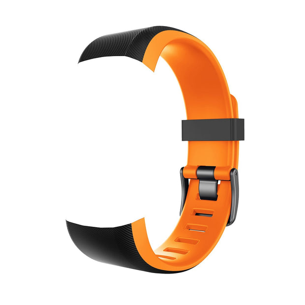 Sports Plus Band - Orange / Black band for CAC-97-M08 Bands Cactus Watches