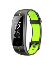 Stride - High Tech Activity Tracker for Kids - Black / Green Smart Watch shop cactus watches