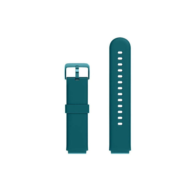Blaze - Teal blue smartwatch band for CAC-118-M04 Bands Cactus Watches