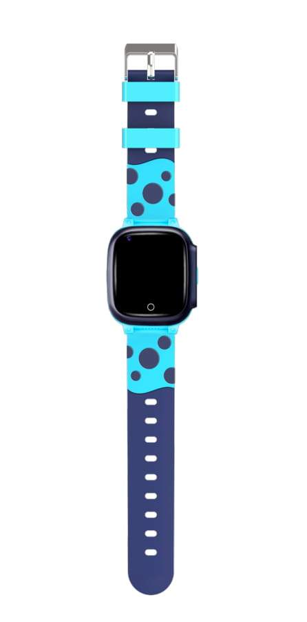 Kidocall - 4G Smartwatch, Phone & GPS tracking for Kids - Blue Smart Watch shop cactus watches